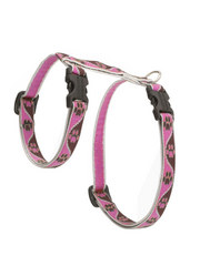 Lupine Tickled Pink H-Style Harness