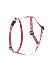Lupine Cherry Blossom Roman Harness