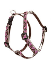 Lupine Tickled Pink Roman Harness