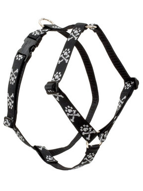 Lupine Bling Bonz Roman Harness