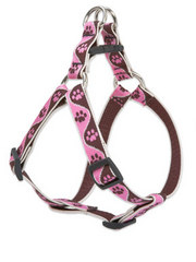 Lupine Tickled Pink Step-in Harness