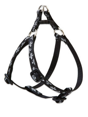 Lupine Silver Charm Step-in Harness