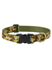 Lupine Bone Hunter Dog Collar