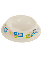 New Age Pet Retro Collection Bowl - Square