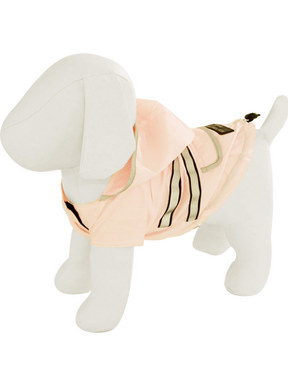 New York Dog Reflective Raincoat