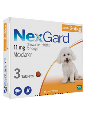 Nexgard At Pet Shed