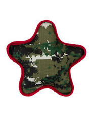 Camo Canvas Star