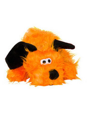 Plush Shaggy Dog Rex