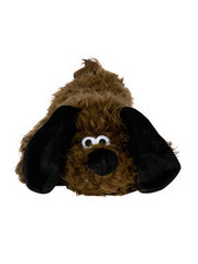 Plush Shaggy Dog Max