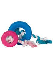 Tire Tug Toy