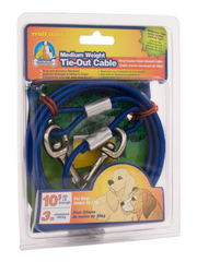 Penn Plax Medium Weight Tie-Out Cable