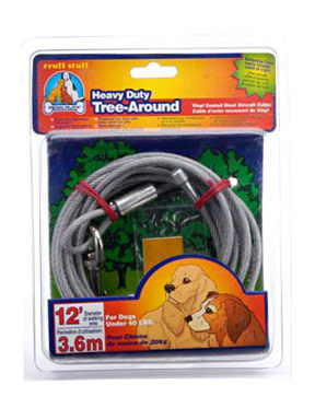 Penn Plax Heavy Duty Tree-Around Cable