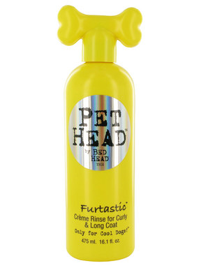 Pet Head Furtastic Crème Rinse for Curly & Long Coat