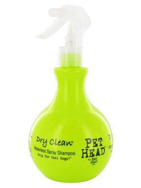 Pet Head Dry Clean Waterless Spray Shampoo