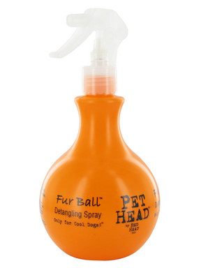 Pet Head Fur Ball Detangling Spray