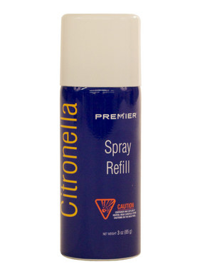 Premier Pet Citronella Spray Refills