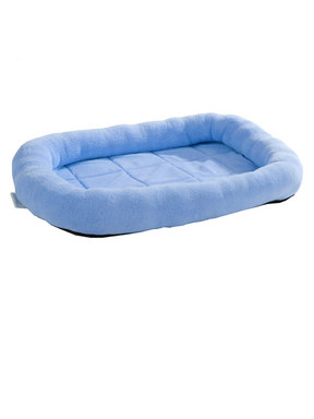 Slumber Pet Soft Terry Crate Bed
