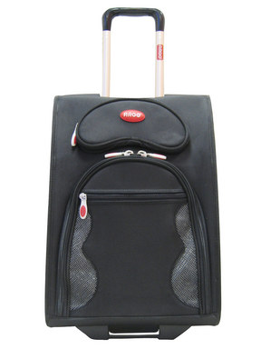 Teafco Tally-Ho Wheeled Pet Carrier