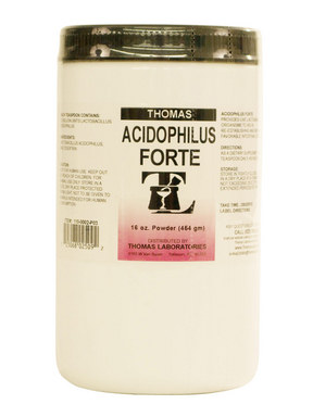 Thomas Laboratories Acidophilus forte