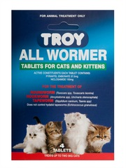 Troy All Wormer Tablets