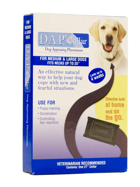 Veterinary Products Laboratories Dap (Dog Appeasing Pheromone) Collar