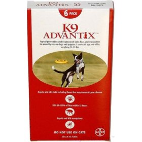 Petshed Petcyclopedia All About K9 Advantix